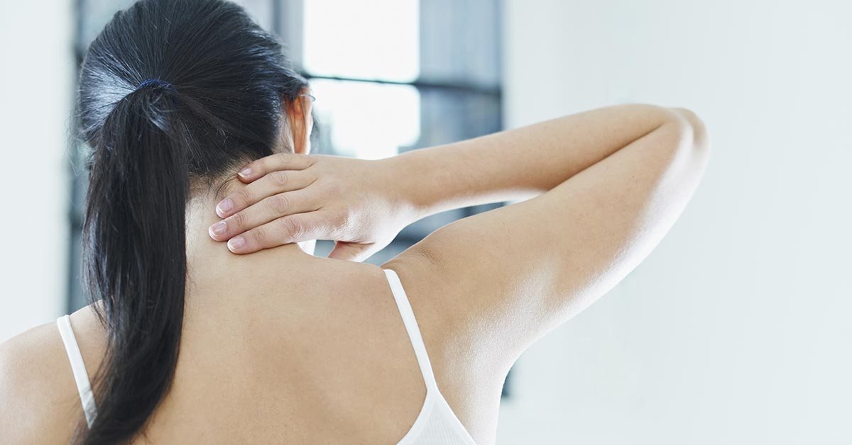 Shoreview, MN chiropractic neck pain treatment
