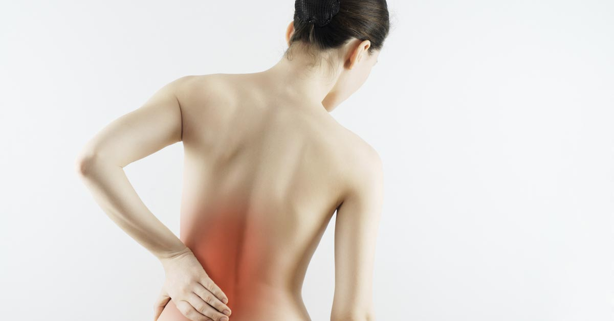 Shoreview, MN back pain treatment by Dr. Jane Steffen Bye